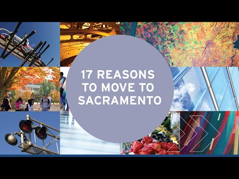 17 Reasons to Move Your Business to Sacramento