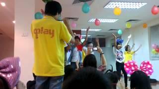 Gangnam Style ver Sunnet