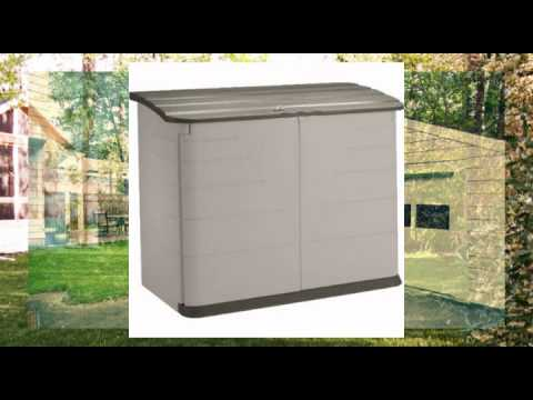 Rubbermaid Horizontal Storage Shed Review