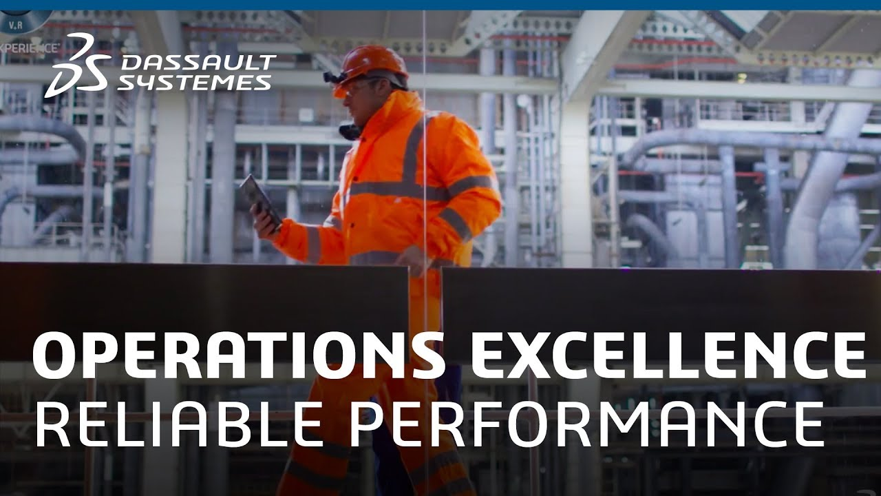 Operations Excellence - Deliver reliable and predictable performance - Dassault Systèmes