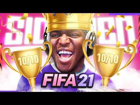 KSI PROVES he's the BEST at FIFA - MoreSidemen