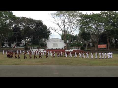 silent drill performance of masundayaw cl-2016