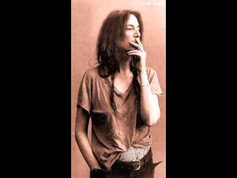 Patti Smith - perfect day