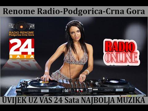 RENOME RADIO Podgorica- Svuda u Svetu-Samo za VAS!