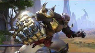 Overwatch: Doomfist POTG feat. XxBrokenhandzxX