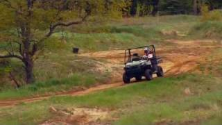 2011 Polaris Ranger XP Diesel Test Ride