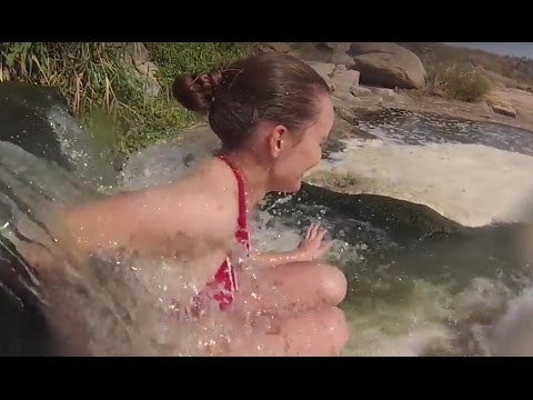 Токовский Шолоховский водопад