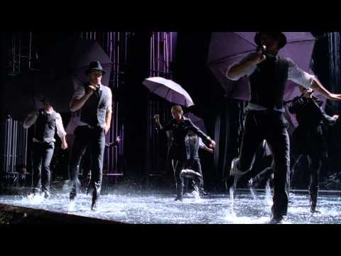 Glee En İyiler: Singing In The Rain & Umbrella