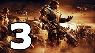 Gears Of War 2 Walkthrough Part 3 - No Commentary Playthrough (Xbox 360)