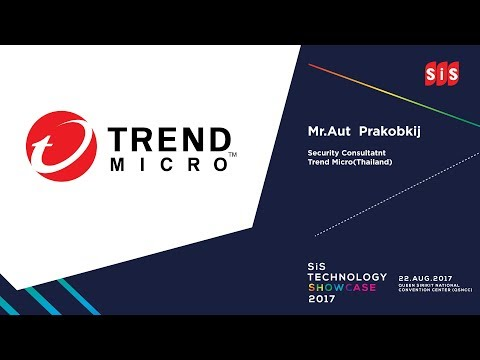 Trend Micro : How to secure your Data Center against Cyber Attacks