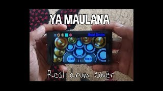Video YA MAULANA - NISSA SABYAN ( REAL DRUM COVER ) download MP3, 3GP, MP4, WEBM, AVI, FLV Juli 2018