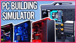 Pc Building Simulator - Youtube Kanalı Gibi Oyun - #buneymis