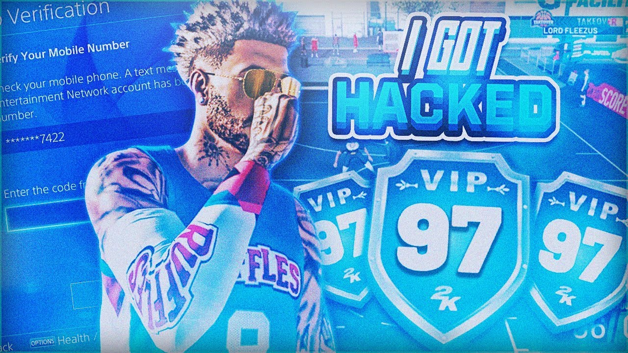 MY PSN GOT HACKED AT 97 OVERALL! I CAN'T GET IT BACK 😥