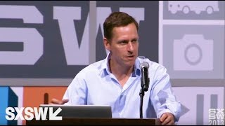Peter Thiel: You Are Not a Lottery Ticket - SXSW Interactive 2013