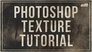 Using Textures in Adobe Photoshop Tutorial
