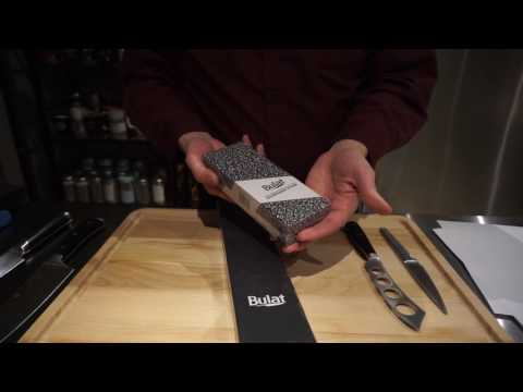 Knife Collection II + Kickstarter Knives Bulat + Knasa (also a revisit of my Bob Kramer)