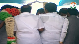 LIVE Congress President Rahul Gandhi addresses public meeting in Tirupati Andhra Pradesh