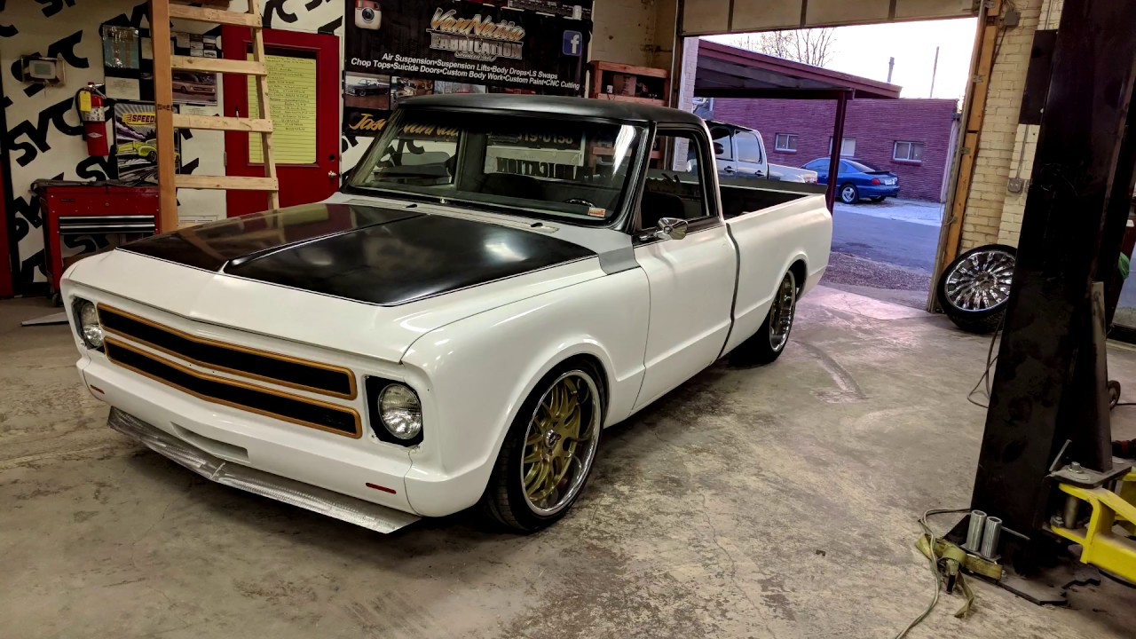 Awesome Pro Touring 1967 C10 Youtube