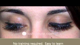 Crown Lashes - Eyelash Extensions by Lash Out !.wmv