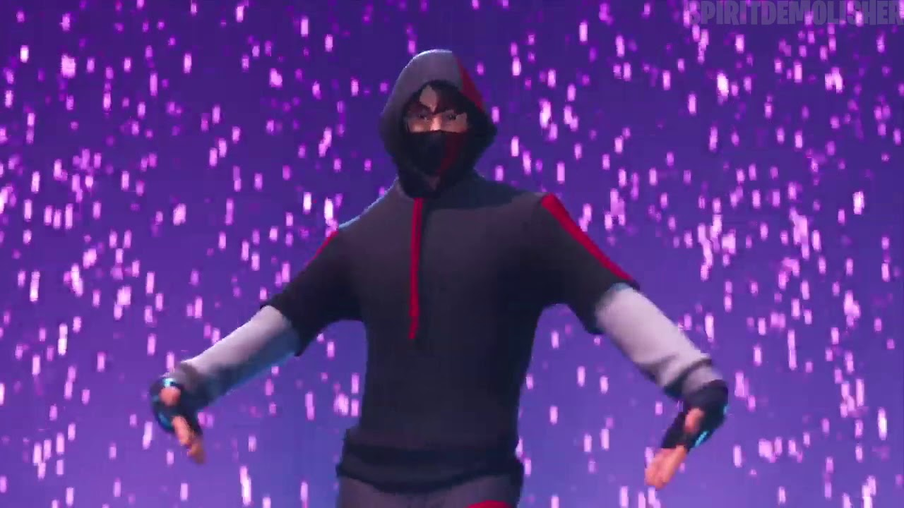 Fortnite Ikonik Skin And Scenario Emote Trailer Hd