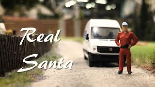 Real Santa - the true christmas hero
