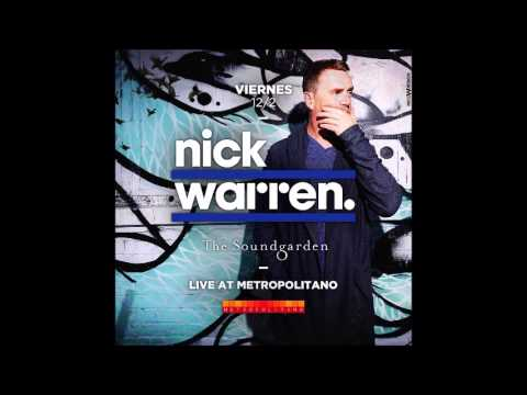 Nick Warren @ Live at Soundgarden, Metropolitano, Rosario, A
