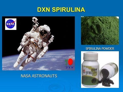 Spirulina  A Superfood that Even NASA Approves 360p