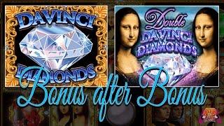 Davinci Diamonds Bonus after Bonus after Bonus!!!