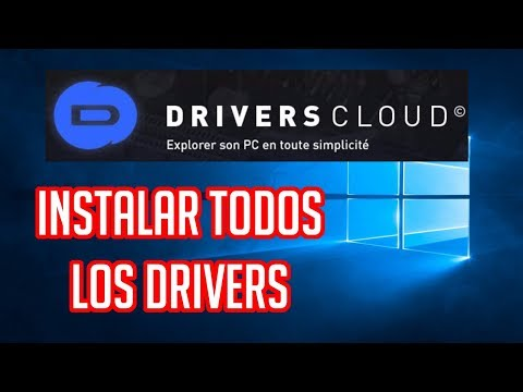 DESCARGAR Y ACTUALIZAR DRIVERS Valido Para Windows 10 / 8.1 / 8 / 7 / VISTA Y XP | 2018