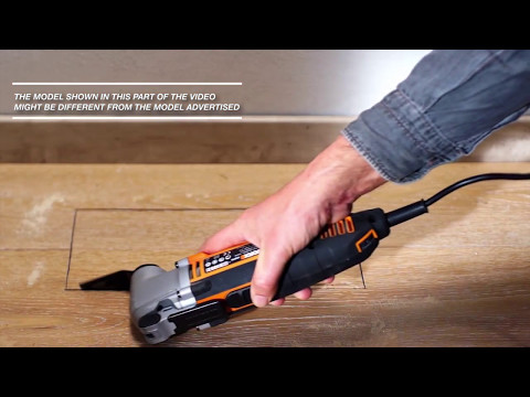 WORX WX685 Oscillating Tool - UK English - www.worx.com