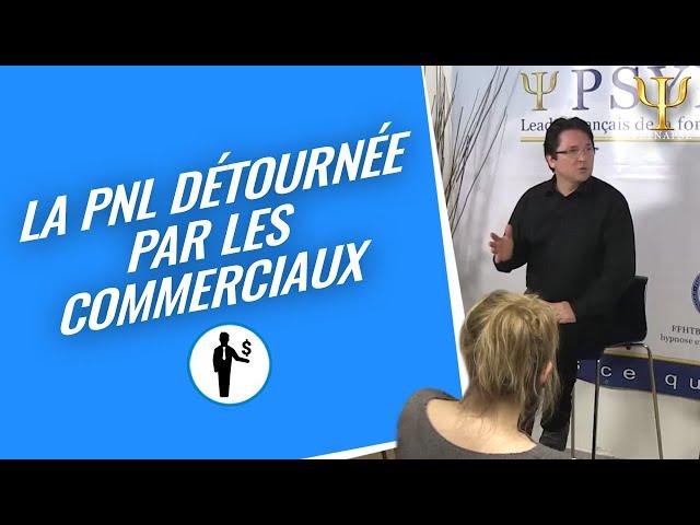 Formation PNL à Lyon : Le Détournement de la PNL expliqué par Philippe Vernois.