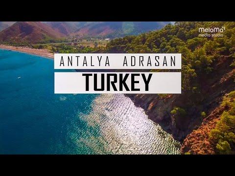 Turkey | Antalya | Adrasan Imagemovie [Full HD Video] (Meloma Production)