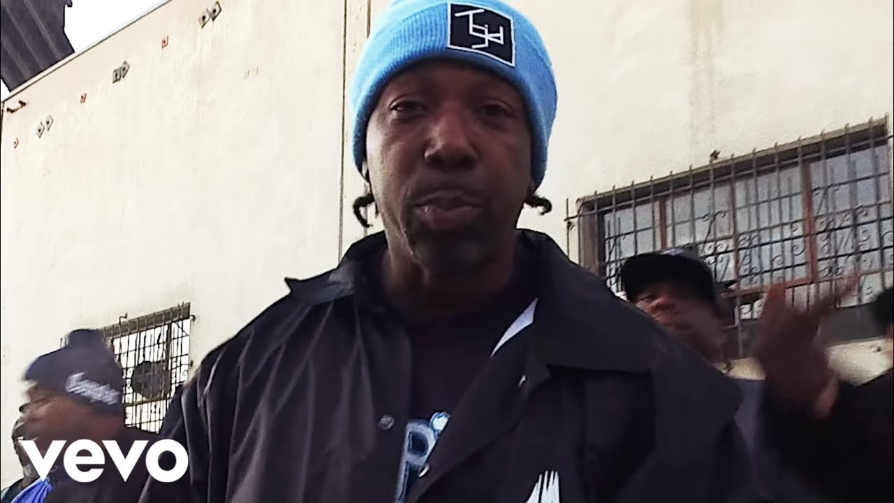 MC Eiht - Represent Like This ft. DJ Premier, WC (Official Video)
