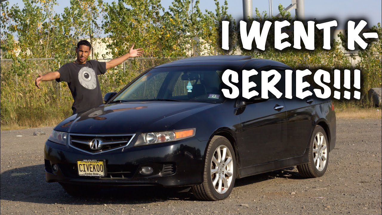 MY 2008 ACURA TSX REVIEW - YouTube
