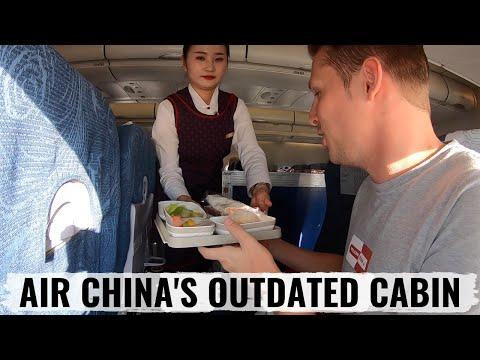 Review: Air China Economy Class & Mandarin Oriental + How I Travel The World
