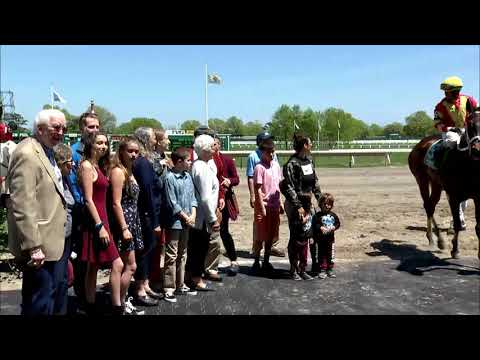 video thumbnail for MONMOUTH PARK 5-11-19 RACE 2