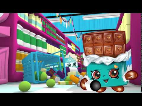 New Shopkins Cartoon Full episodes 1 - 12 | playfully feed | Animation Full episodes