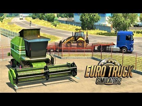 Euro Truck Simulator 2 | SELF EMPLOYMENT | S2 Ep 2