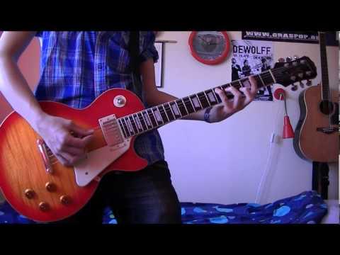 Shinedown - I'll follow you Guitar cover