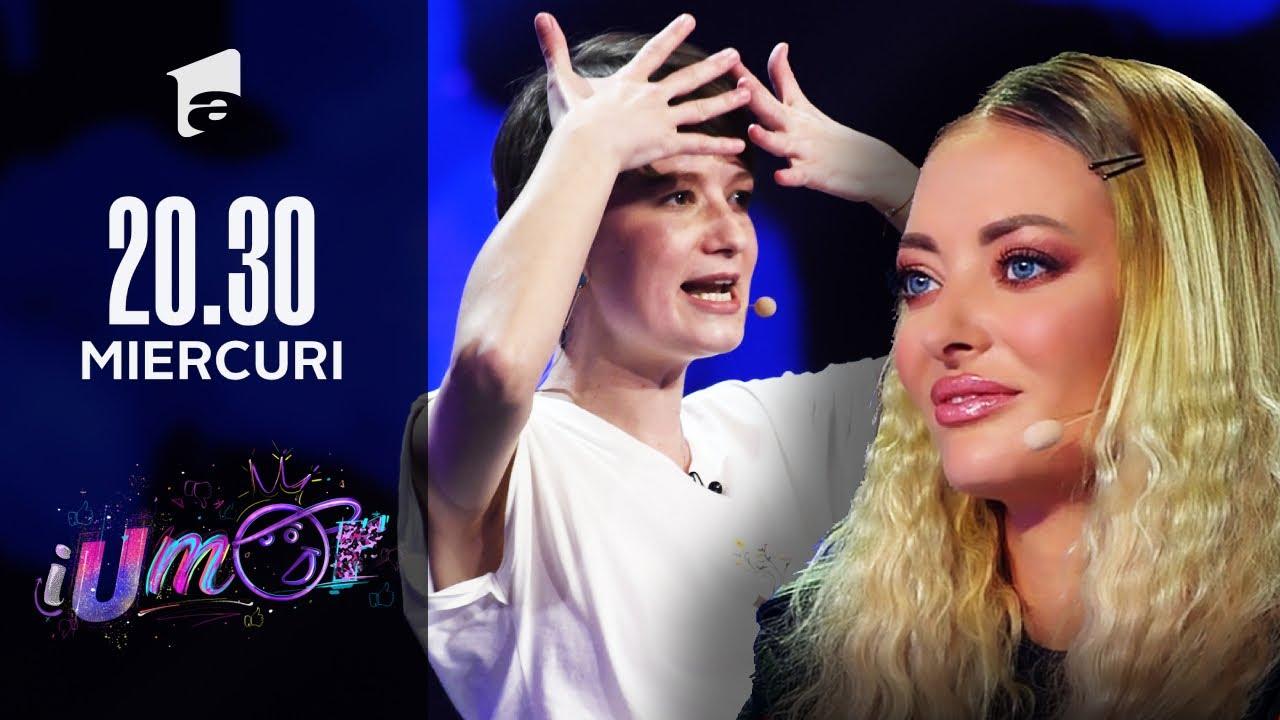 Alexandra Pribeagu, glume gingașe despre copilăria juraților iUmor | iUmor 2021