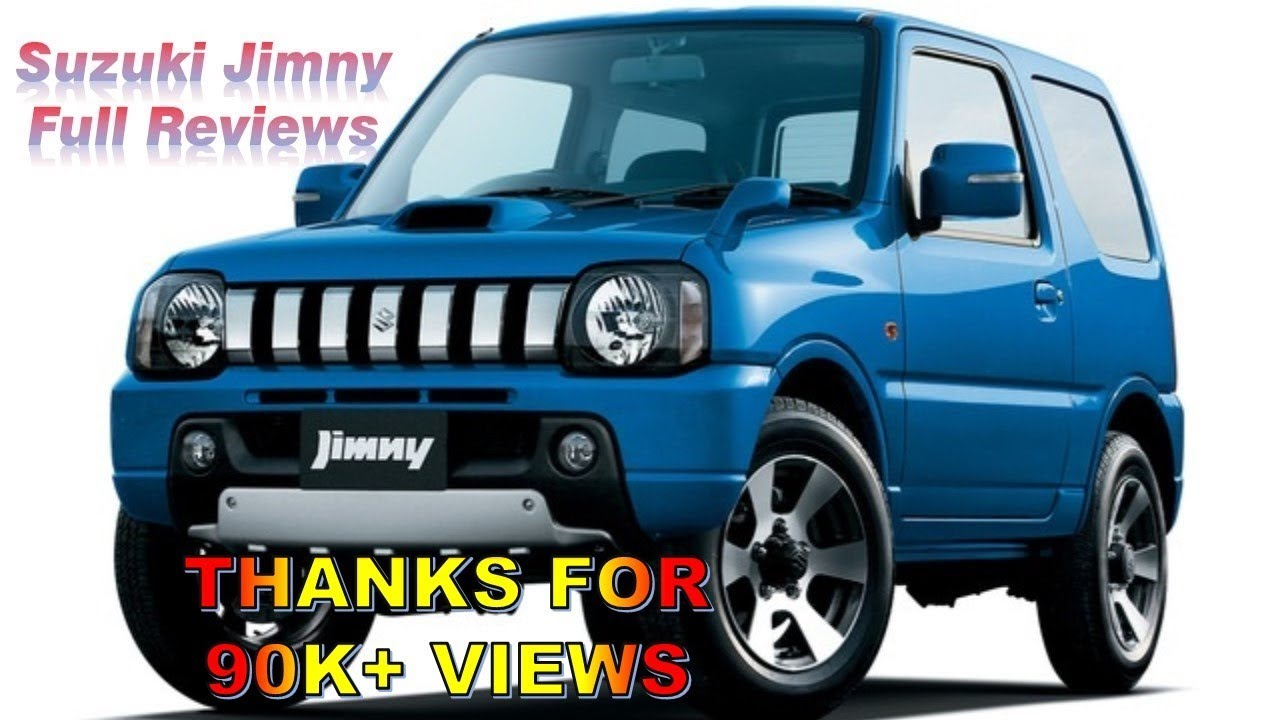 suzuki jimny specs fist look 2017 youtube. Black Bedroom Furniture Sets. Home Design Ideas