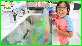 Rainbow Snake bubbles DIY Science Experiments at home!!! MP3