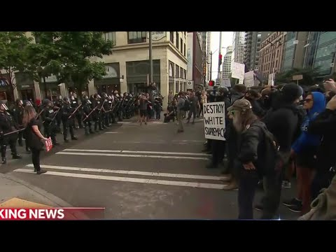 In Seattle, Alt-Right Rally Draws Counter Protest