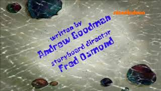 Spongebob Shell Games custom made title card