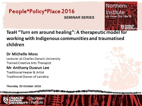 A therapeutic model for working with Indigenous communities and traumatised children