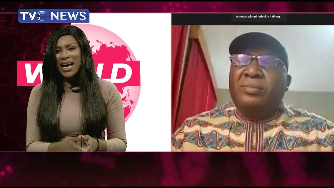 Download Guinea Military Coup | Junta Chief Sworn In As Interim President