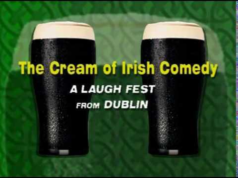 Cream Of Irish Comedy (FULL SHOW)