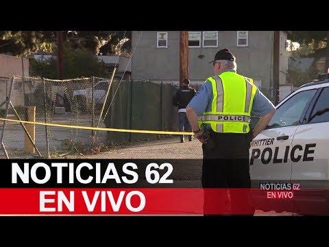 DETIENEN A LATINO POR TIROTEO EN WHITTIER – Noticias 62