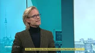 Prof. Volker Kronenberg (Politikwissenschaftler) zur Digitalklausur des Bundeskabinetts am 18.11.19 thumbnail