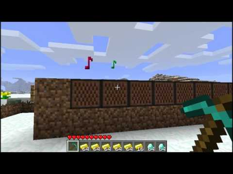 Sparky's Minecraft: Music Streaming Plugin